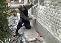 Утепление стен базальтовой ватой, пенопластом