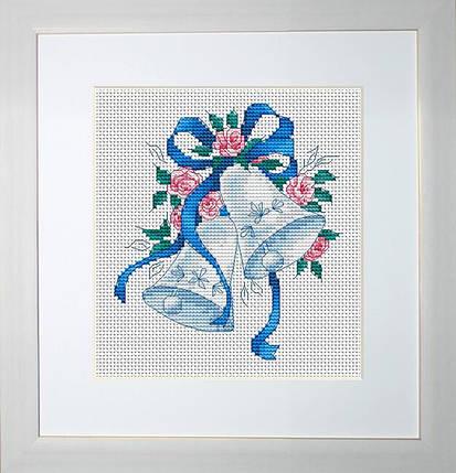 """Набор для вышивания нитками  """"Колокольчики"""", фото 2"""