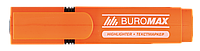 Маркер текстовый флуор. BM.8901-11 (помаранч), фото 1
