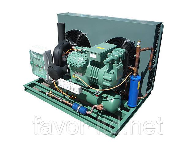 Компрессорно-конденсаторный агрегат,  4JE15Y, SPR46, Bitzer