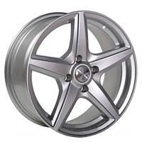 Литые диски Replica Skoda (JH1457) R15 W6.5 PCD5x112 ET40 DIA57.1 (silver)