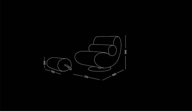 Кресло Куба, фото 2