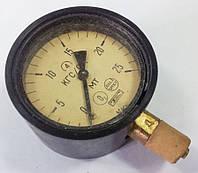Манометр общетехнический показывающий МТ 72-75 О2