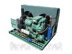Компрессорно-конденсаторный агрегат,  4JE-22Y, SPR46, Bitzer