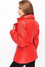 Красивая женская куртка на синтепоне , фото 2