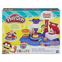 Пластилин Плей До Пироженая вечеринка Play-Doh Cake Party B3399, фото 1