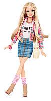 Кукла Барби стиль Де-люкс в цветочном жакете - Barbie Style, фото 1
