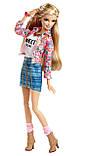 Кукла Барби стиль Де-люкс в цветочном жакете - Barbie Style, фото 5