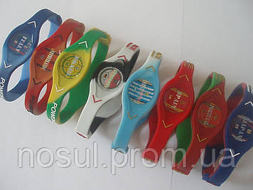 Power Balance Football NEW  браслеты футбольной серии
