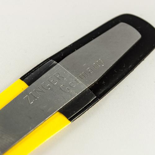 пилка для ногтей Zinger металлическая