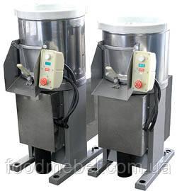 Машины очистки овощей МОО-1 и МОО-1-01