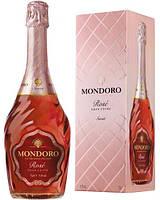"""Вино Игристое (Шампанское) Asti Mondoro """"Gran Cuvee"""" Rose подарочная коробка"""