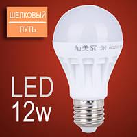 Светодиодная лампа LED 12Вт E27