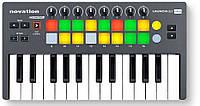 Миди-клавиатуры Novation Launchkey Mini