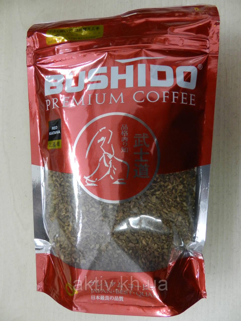 Кава бушидо ред катана
