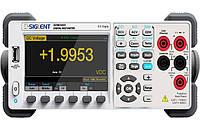 Цифровой настольный мультиметр Siglent SDM3055
