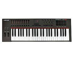 Миди-клавиатуры Nektar Impact LX49