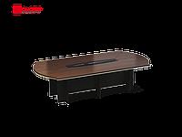 Конференц-стол Ньюмен стекло 3000х1500х764 см