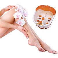 Гидромассажная ванна для ног Multifunction Footbath Massager - массажер для ног