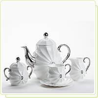 Чайный сервиз Рококо Maestro MR 10047-17S