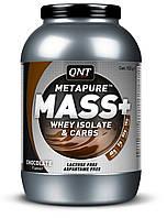 Гейнеры QNT Metapure mass + 1100 г  шоколад-ментол