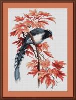 """Набор для вышивания нитками  """"Птицы"""""""