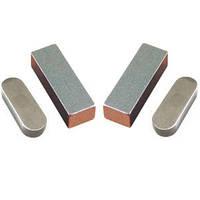 Шпонка призматическая, сталь 45, ГОСТ 23360-78, DIN 6885 B