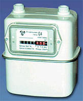 Счетчик  газа Октава G4