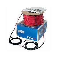 Нагревательный кабель DEVIbasic 20S 9 м  (230В)