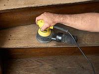 Реставрация ступенек деревянных лестниц