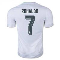 Футбольная форма Реал Мадрид Роналдо 2015-2016 Домашняя