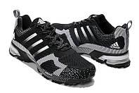 Кроссовки Мужские Adidas Marathon flyknit, фото 1