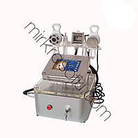 Аппарат Slim-9 Кавитация, ЛПЖ , биполяр, РФ лифтинг,микротоки
