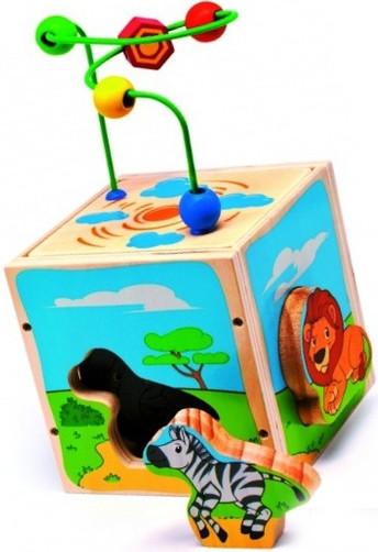 Игровой куб Сафари (Ферма)