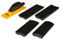 Комплект ручного шлифовального блока Premium 70x198мм 40 отв.