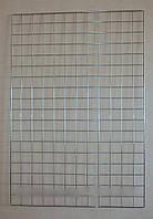 Сетка торговая хромированная 0,6х1,2
