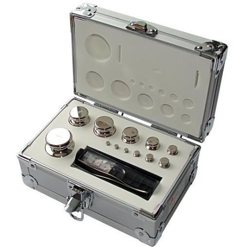 Набор гирь калибровочных 1мг - 500 мг, М1, Китай