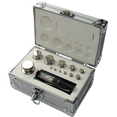 Набор гирь калибровочных 1мг - 500 мг, М1, Китай, фото 2