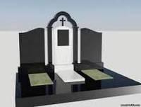 Памятники для двоих из гранита оптом и в розницу(Образцы №456)