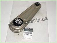 Подушка двигателя задняя метал на Renault Logan 1.5DCI 10-  ОРИГИНАЛ 112383665R