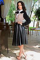 Блуза женская из крепа