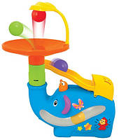 Игрушка Kiddieland Preschool СЛОН-ЖОНГЛЁР (звук) 049460