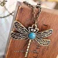 """Украшение на цепочке """"Flying Dragonfly"""", фото 1"""
