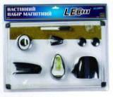 Набор офисный настен. на магнитах LEO 9 предметов L4101 30*45см