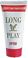 """Крем для продления полового акта """"long play"""", 15 мл."""