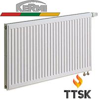 Стальной радиатор Kermi FTV 11  нижнее подключение