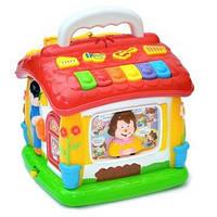 Развивающая игрушка Говорящий домик , фото 1