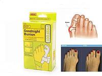 Фиксатор- бандаж большого пальца стопы Goodnight Bunion