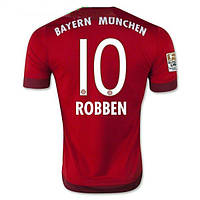 Футбольная форма Бавария 2015-2016 Роббен Домашняя