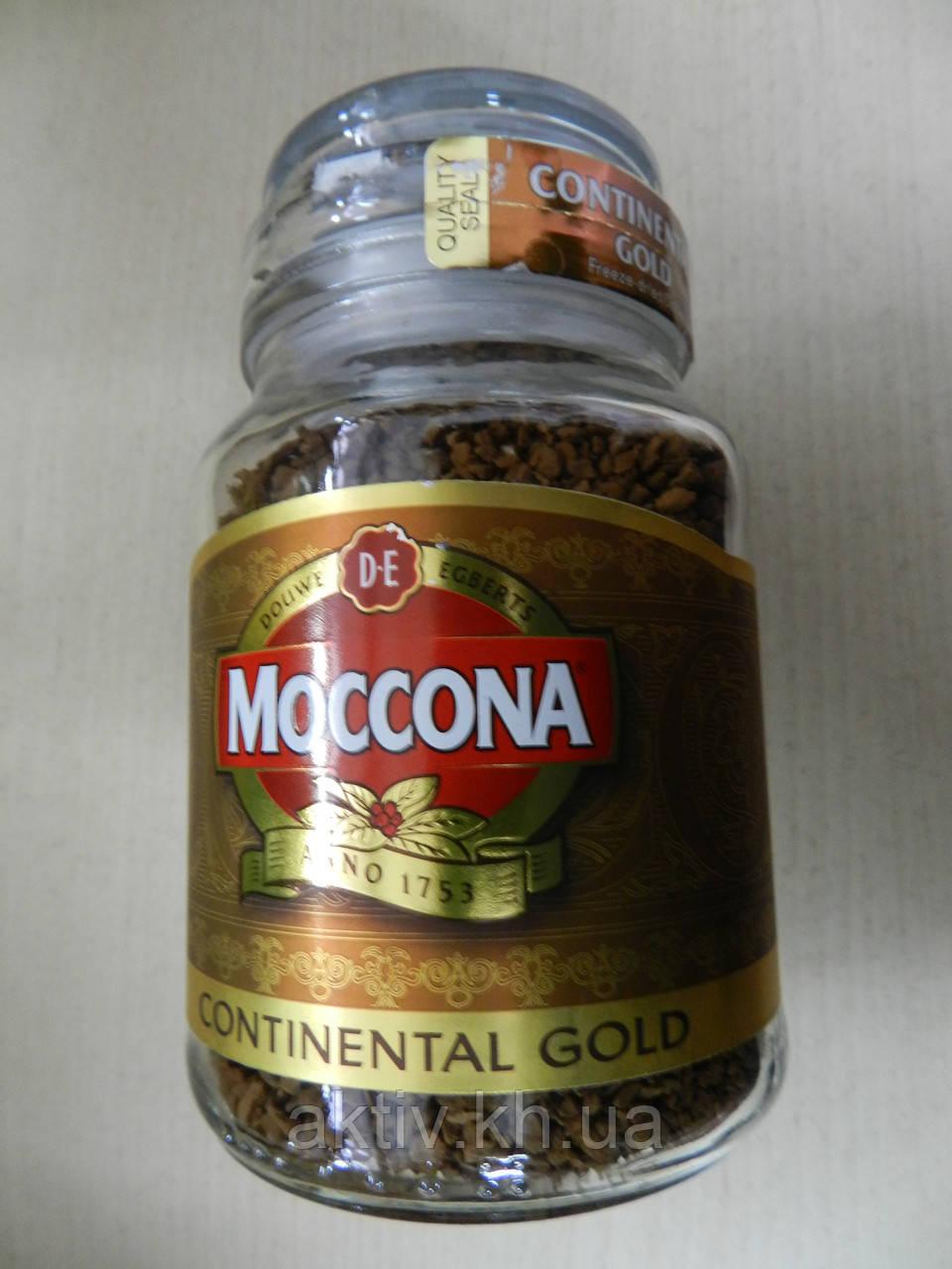 Кофе Моккона континенталь голд 95 грамм
